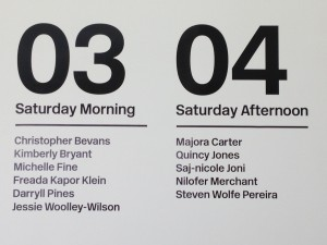 Saturday's Platform Summit speaker line-up