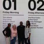 The Thomas Adams Project Team