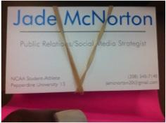 Jade Biz Card
